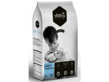5652 amity premium dog puppy 3kg