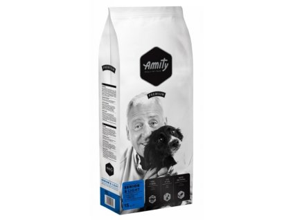 5694 amity premium dog senior light 15kg