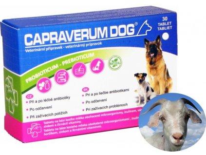 capraverum-dog-probioticum-prebioticum-30tablet