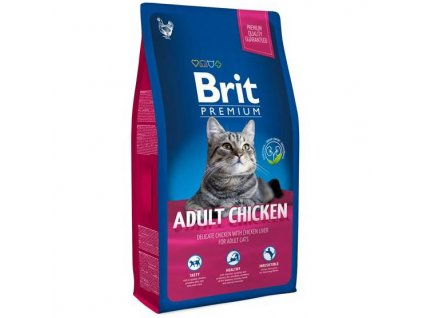 3906 new brit premium cat adult chicken 1 5kg
