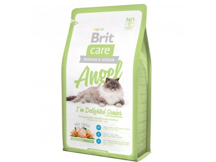 2979 brit care cat angel delighted senior 7kg