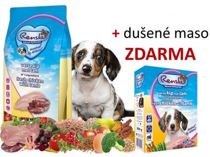 renske holisticke granule puppy