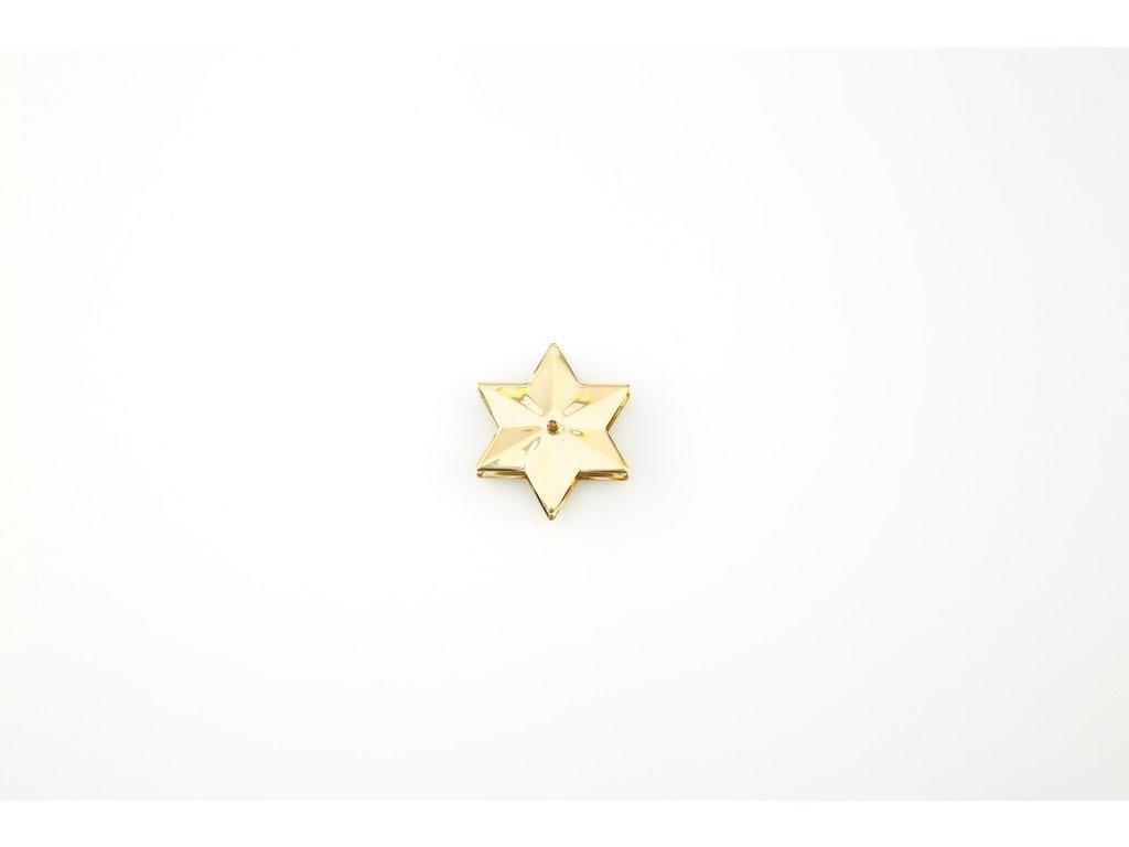 Hvězda - zlatá varianta