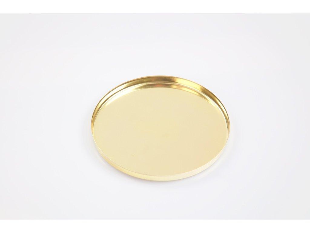 Odkapavaci miska GOLD WEB
