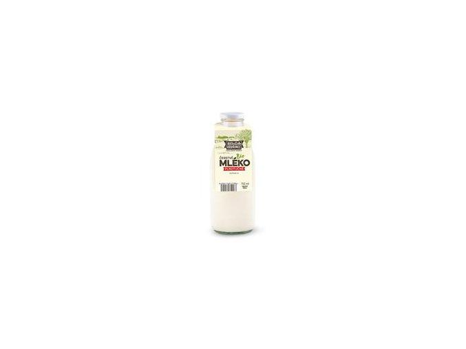 cerstve mleko plnotucne sklo 750 ml small