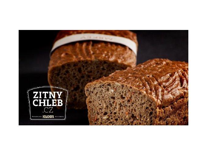 1679 kolackuv zitny mrkvovy chleb maly 550g