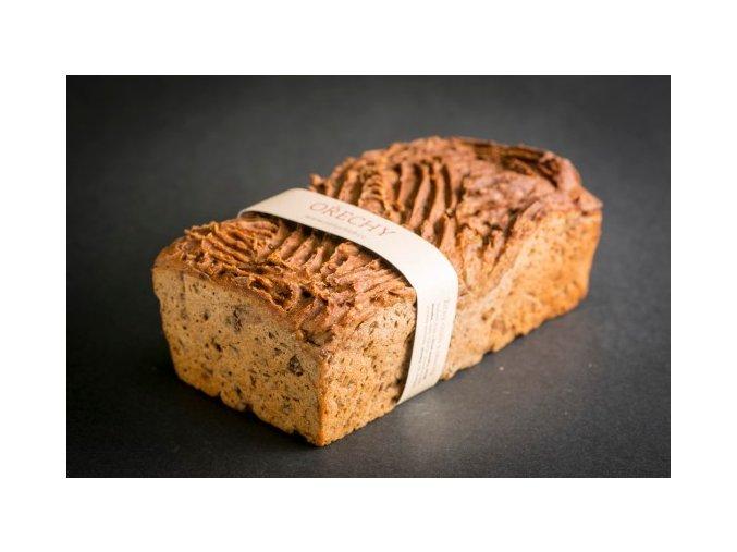 Bio Žitný chléb ořechový