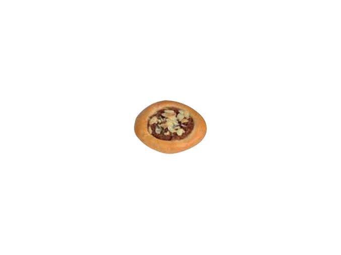 621035 Koláč malý ořechový 40 g BIO