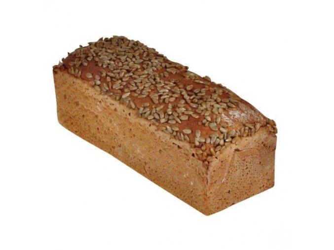 Chléb žitný celozrnný 1kg