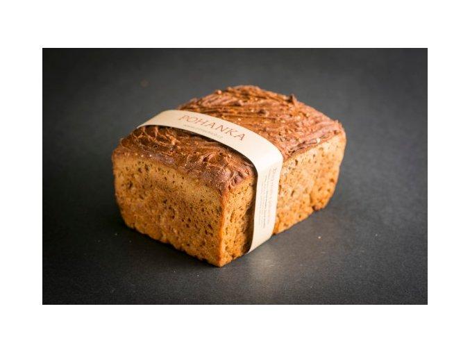 Koláčkův žitný pohankový chléb 550g