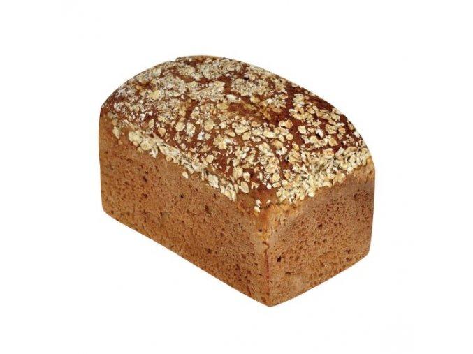 4334 Kváskový chléb žitný celozrnný 500g BIO CL