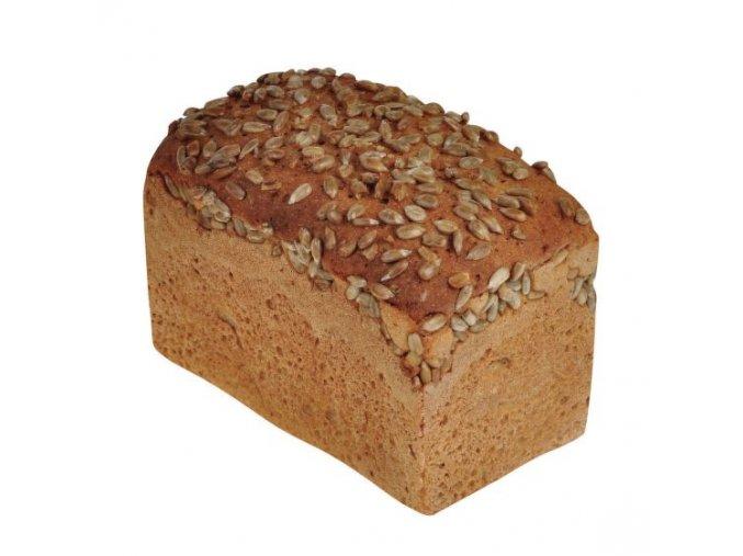 3334 Chléb žitný celozrnný 500g BIO CL