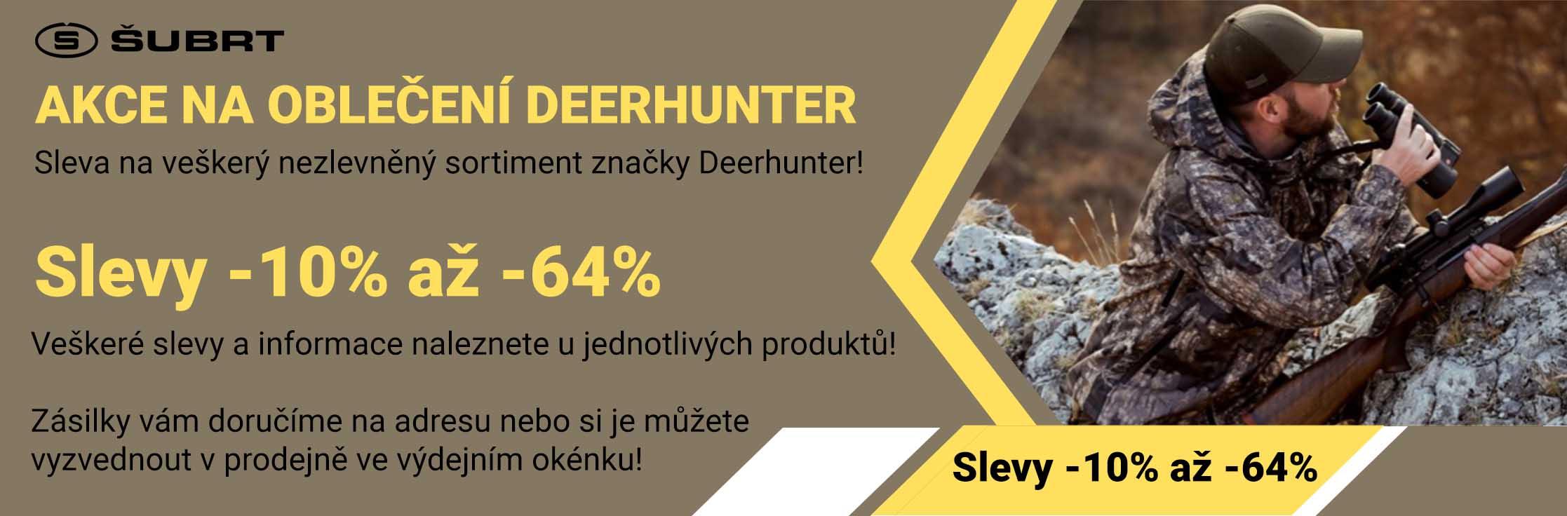 Deerhunter akce