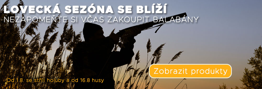 Lovecka sezóna - Balabáni