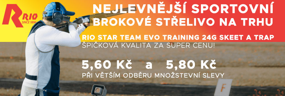 Rio Star Team Evo Training 24g