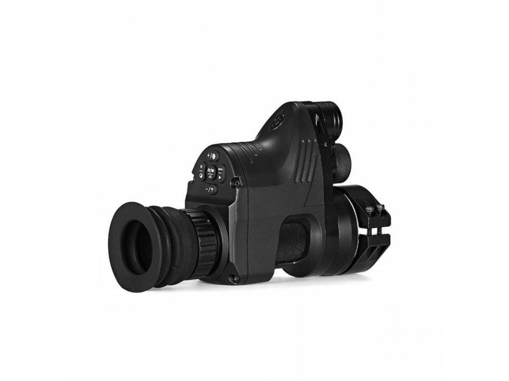PARD NV007A zvětšení 1x  (12mm objektiv) + objímka zdarma - Rozbalený kus