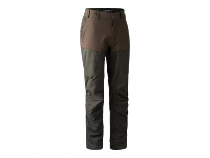 Deerhunter kalhoty Strike zeleno/hnědé