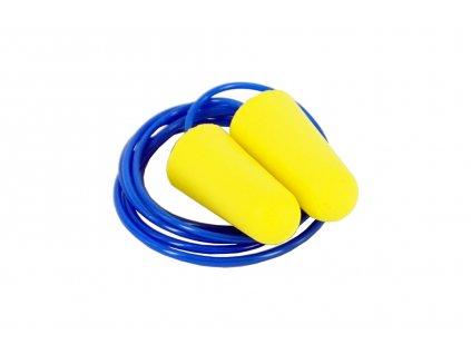 Špunty do uší s provázkem EARMOR  M02(žluté)