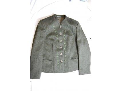 Kabát lodenový 80-81 44