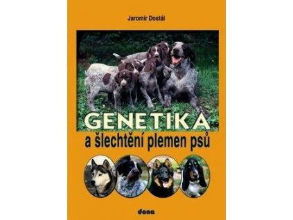 Kniha genetika a šlechtění psů