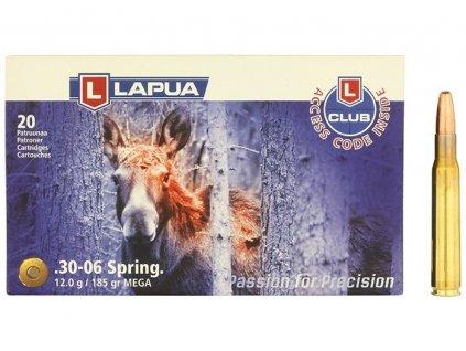 30-06 Spr.Lapua Mega SP 12g