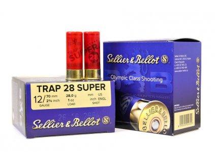 12/70/2,40mm SB Trap Super 28g  25 ks