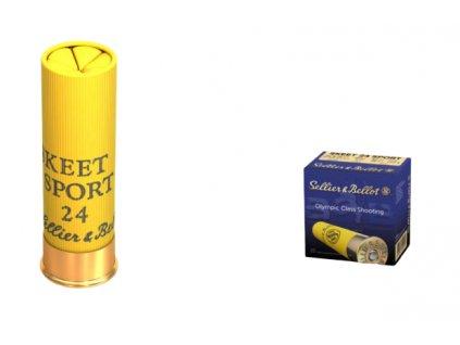20/70/2,00mm SB Skeet Sport 24g  25 ks