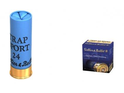 16/70/2,40mm SB Trap Sport 24g  25 ks