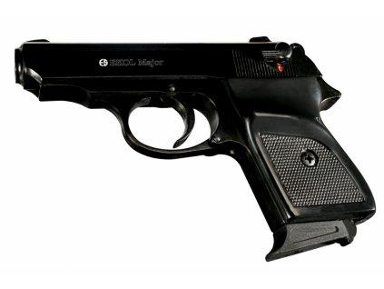 Plynová pistole Ekol Major černá