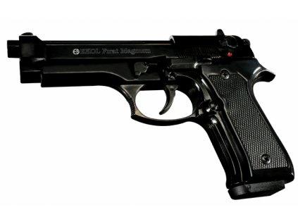 Plynová pistole Ekol Firat Magnum černá 9mm PA Blanc