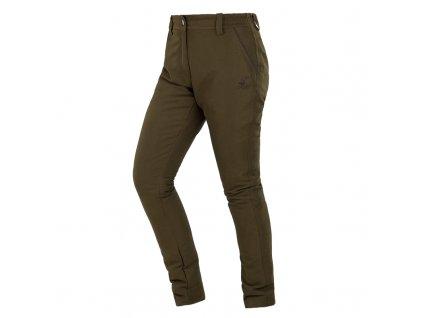 Stagunt kalhoty York dámské hnědé 38