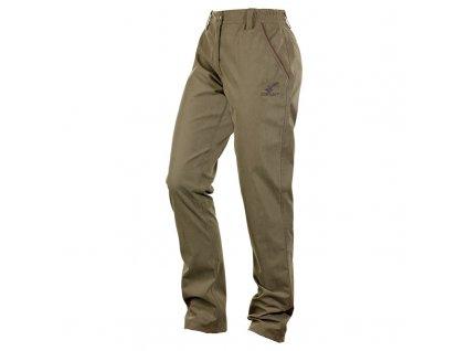 Stagunt kalhoty York dámské zelené