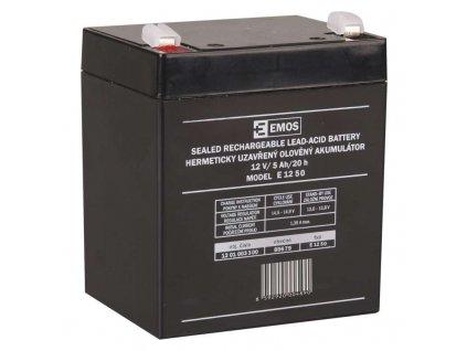 EMOS baterie 12V do krmných automatů