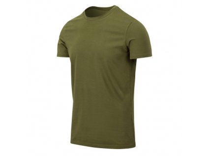 Helikon Triko T-shirt Slim green