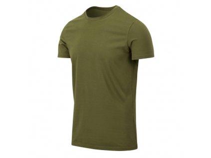 Helikon Triko T-shirt Slim green