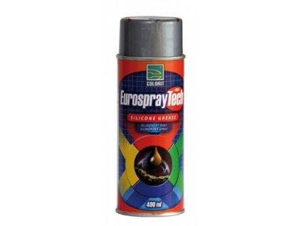 sprej silikonový 400ml  (EUROSPRAY)