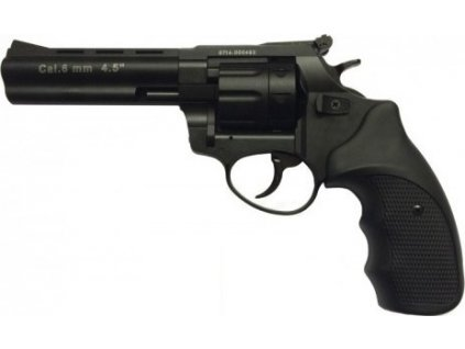 """Revolver flobertka 6mm STRE4,5""""""""černý"""