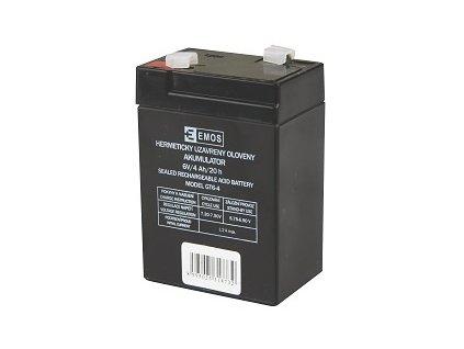 krmný automat-Baterie 6V 4Ah