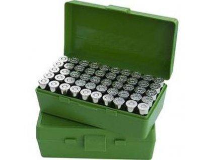 Krabička na náboje ráže 9mm/380 na 50ks