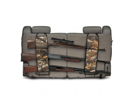 Pouzdro na zbraně do auta za zadní sedačky True Adventure