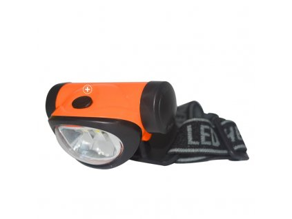 Čelovka 0,5w LED light True Adventure