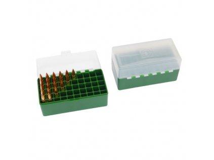 Krabička na náboje ráže 243-308 na 50ks