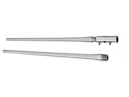BIXN ATZL Blaser R8 hlaveň 6,5 Creedmoor Stainless (660mm, 19mm)+závit M15x1 bez mířidel