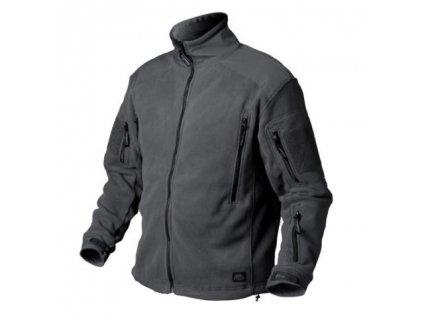 Helikon mikina Liberty double fleece shadow grey