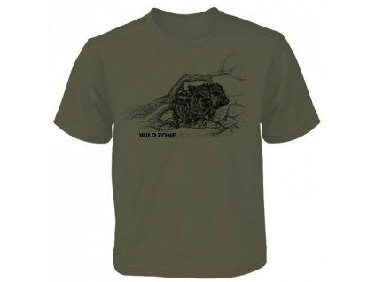 WildZone triko dětské selata