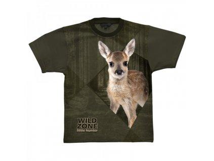 WildZone triko dětské elegant kolouch