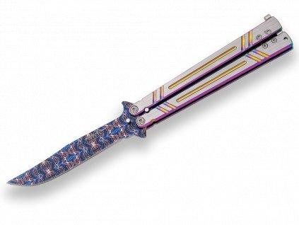nůž JKR 0645 motýlek