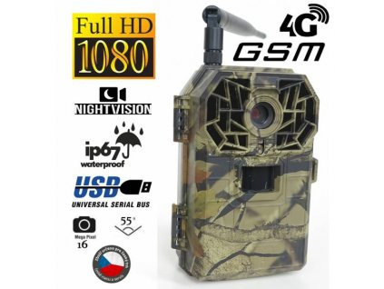 Dárek zdarma - Bunaty Full HD GSM 4G
