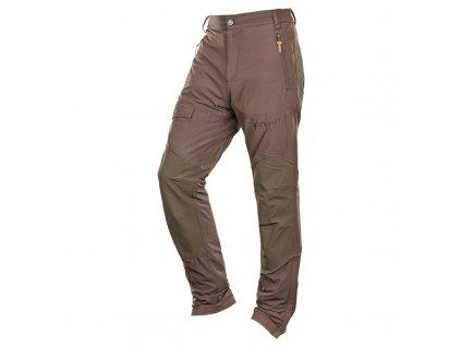 Stagunt kalhoty Viben hnědé