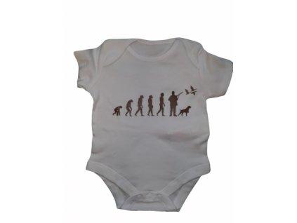 Dětské body KR. Evoluce